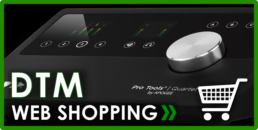 DTM/DAW WEB SHOPPING