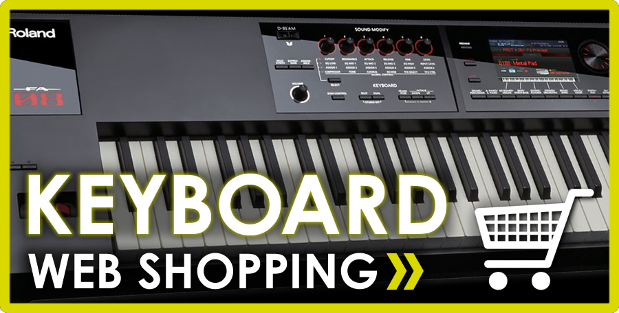 Keyboard WEB SHOPPING