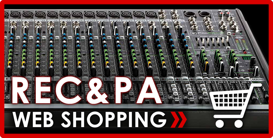 Rec&PA WEB SHOPPING